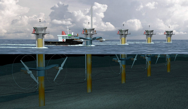 Tidal Power - A Growing, Significant Source Of Renewable Energy