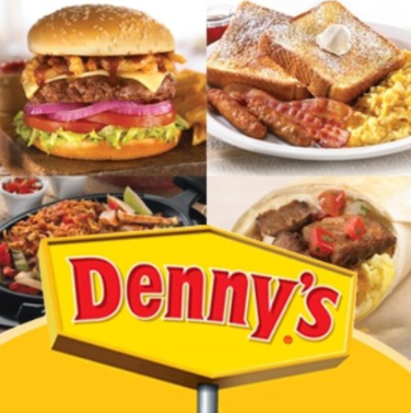 This Bro Loves Denny's Marketing So Much That He Rallied Change.org to Get Him Hired