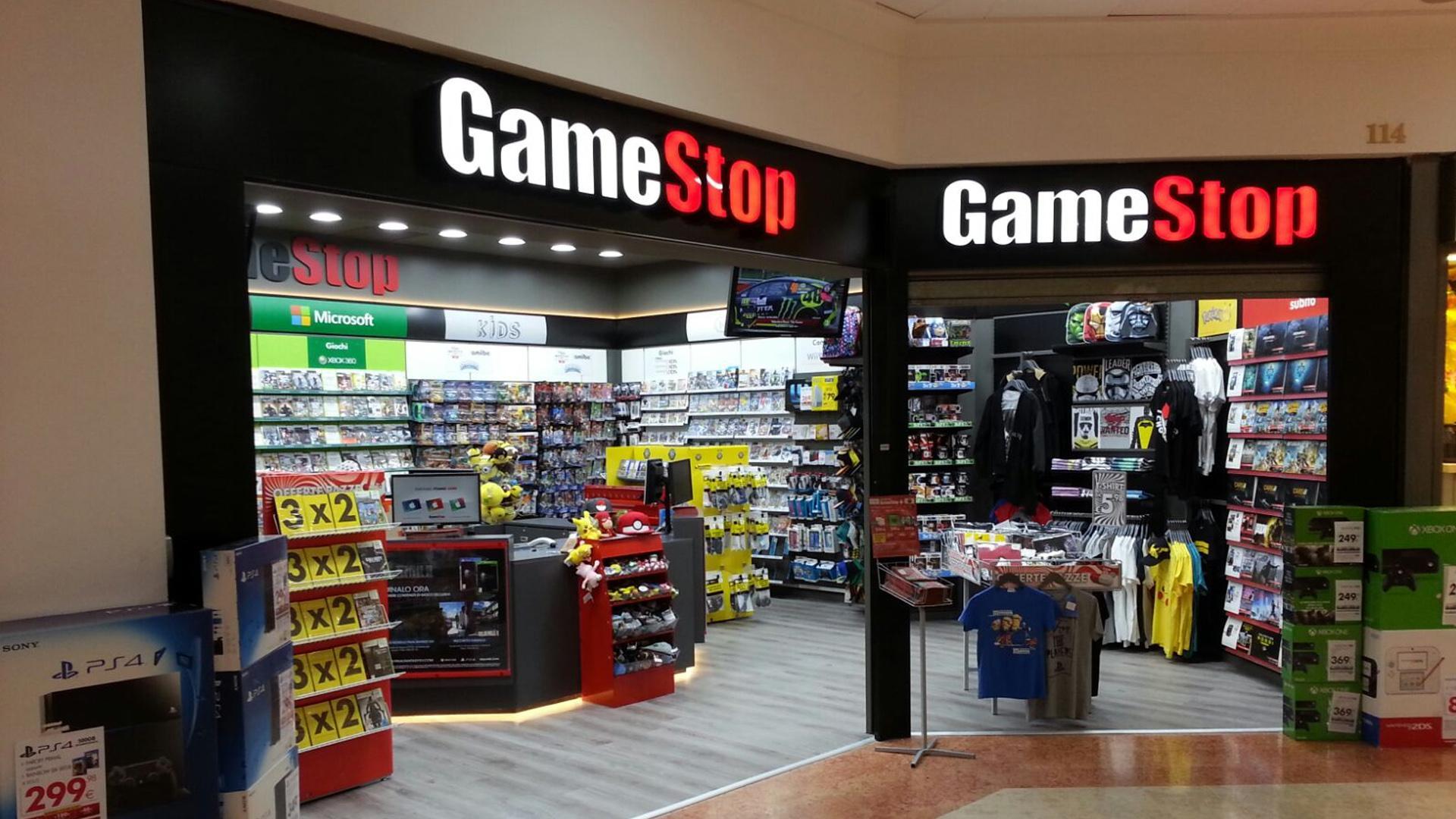 Real Gamestop