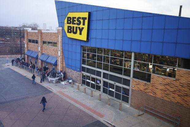 Best Buy: Growth Is Dead