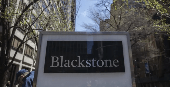 Blackstone: It's Time To Put Money To Work