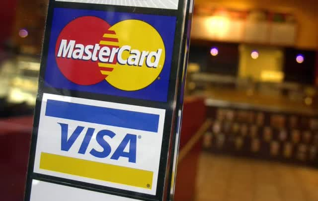 Visa Is Gaining Momentum (NYSE:V)