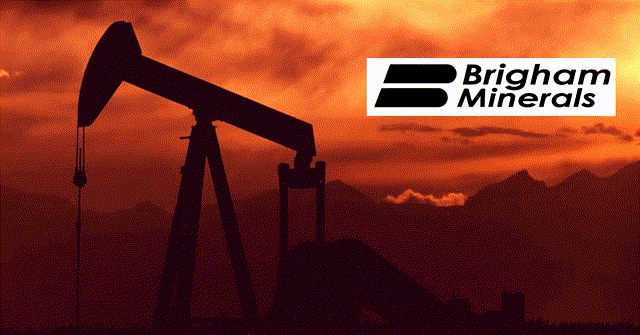Brigham Minerals And 'Darwinism Of The Oilfield' (NYSE:MNRL)