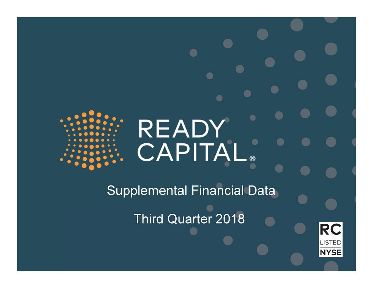 Supplemental Financial Data