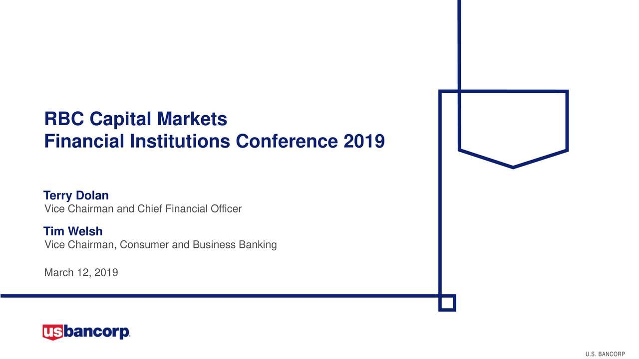 U S  Bancorp (USB) Presents At RBC Capital Markets Financial