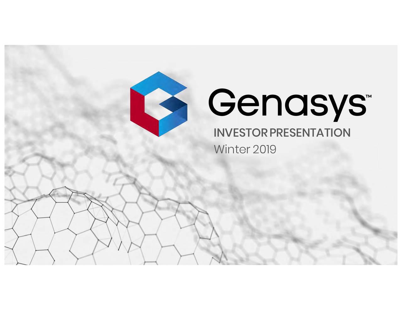 Genasys (GNSS) Presents At LD Micro Main Event - Slideshow - LRAD Corporation (NASDAQ:GNSS) | Seeking Alpha