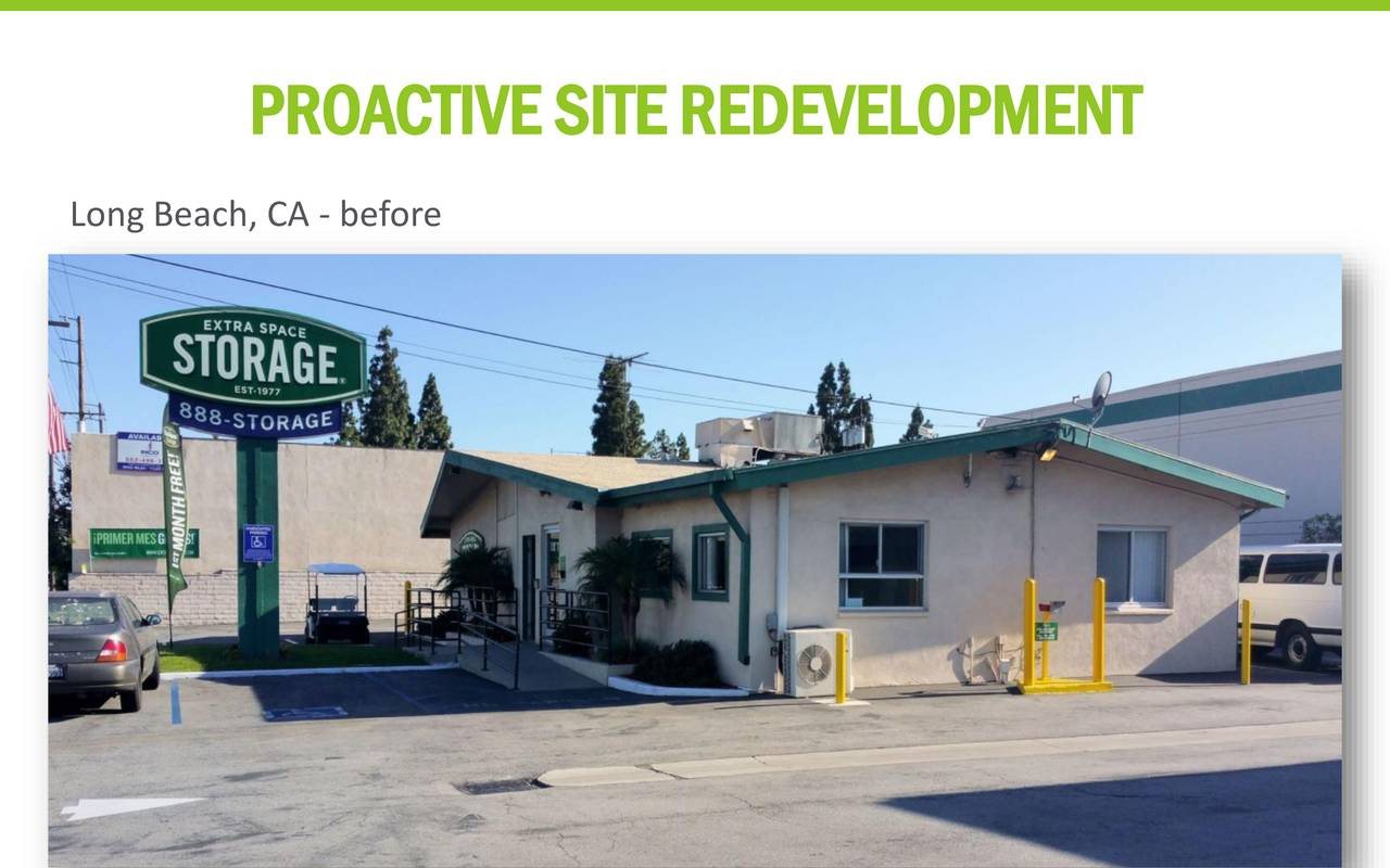 Extra Space Storage Long Beach Ca