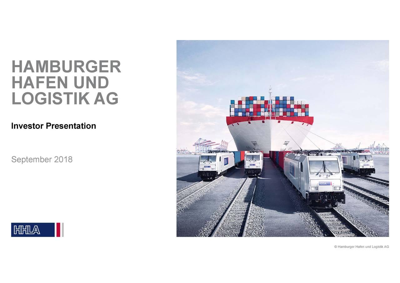 Hamburger Hafen Und Logistik Aktiengesellschaft