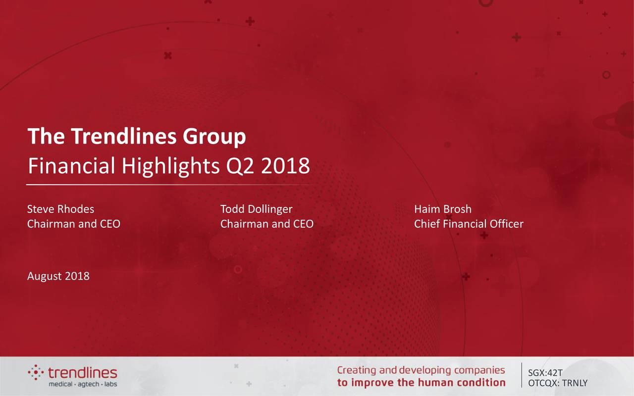 The Trendlines Group