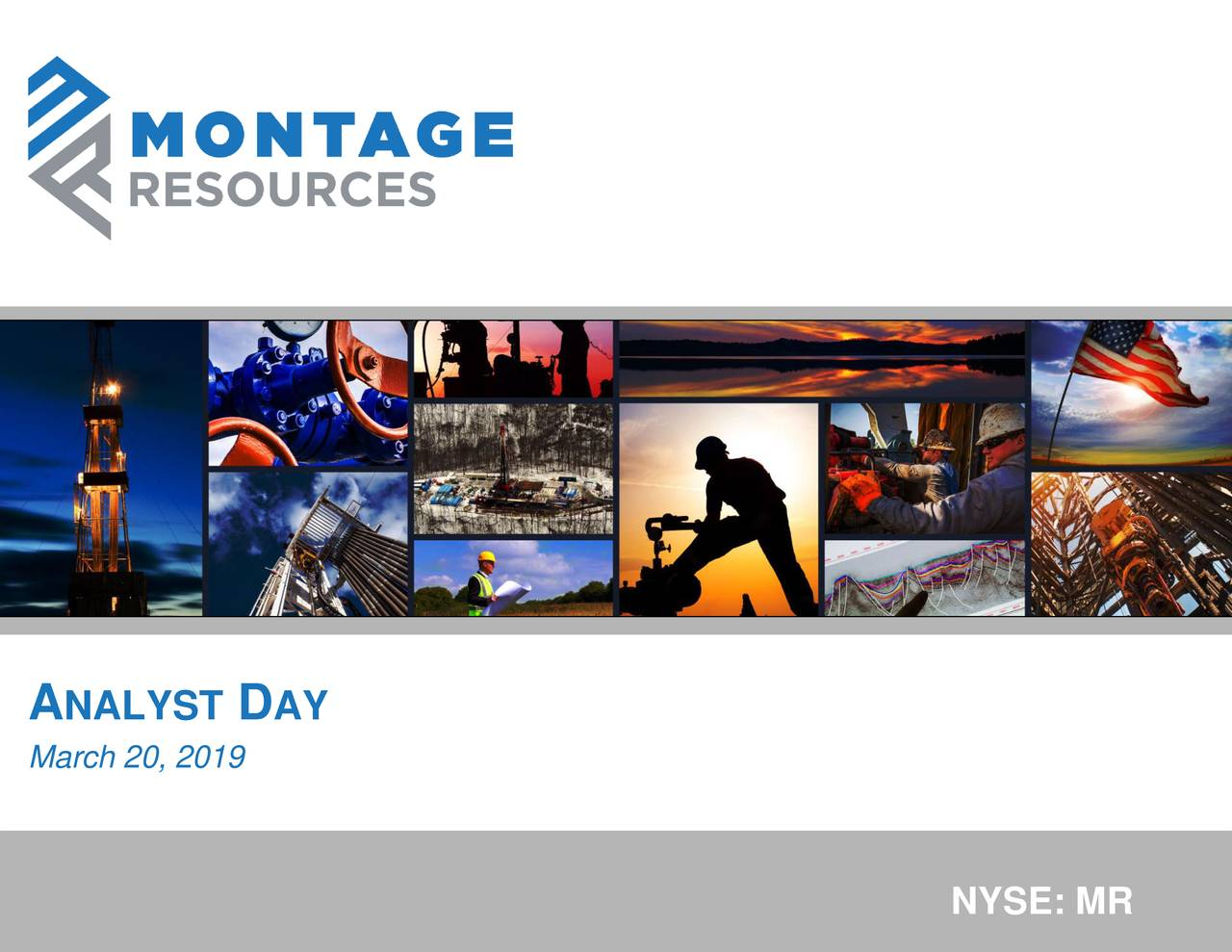 Montage Resources (MR) Investor Presentation - Slideshow