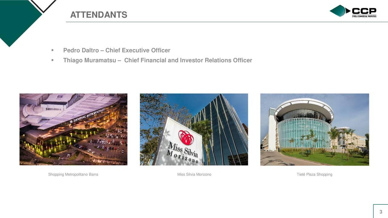 Cyrela Commercial Properties Sa