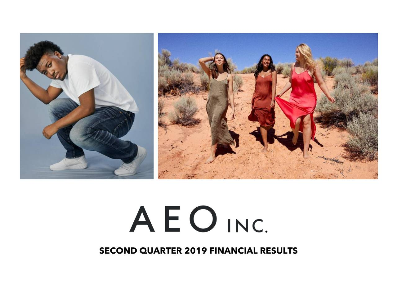 American Eagle Outfitters, Inc. 2019 Q2 - Results - Earnings Call Slides