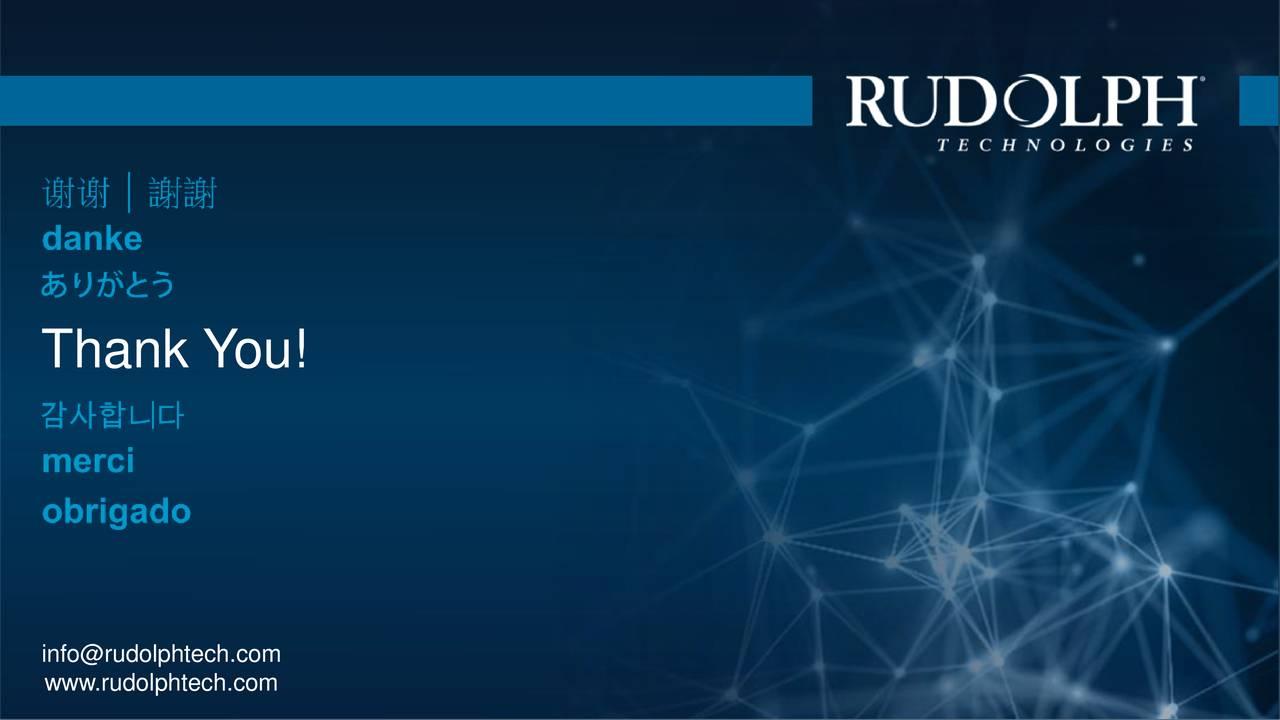 www.rudolphtech.comm