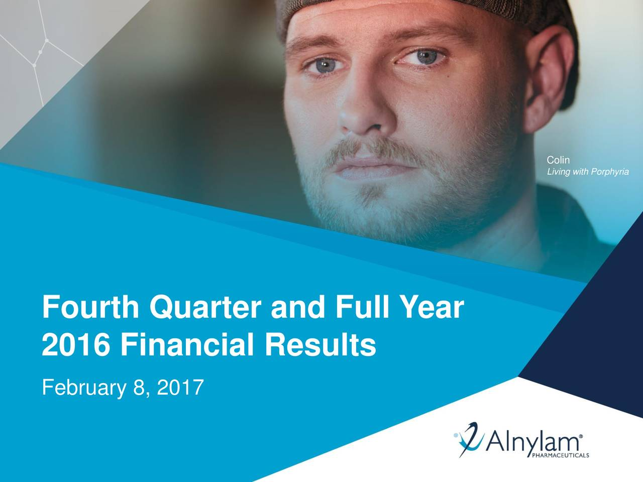 Fourth Quarter and Full Year 2016 Financial Results February 8, 2017 1