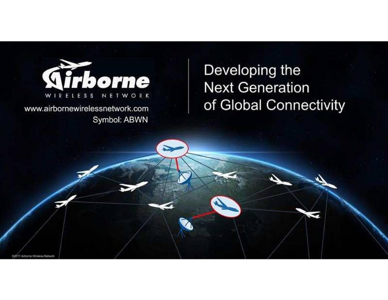 Resultado de imagem para Airborne Wireless