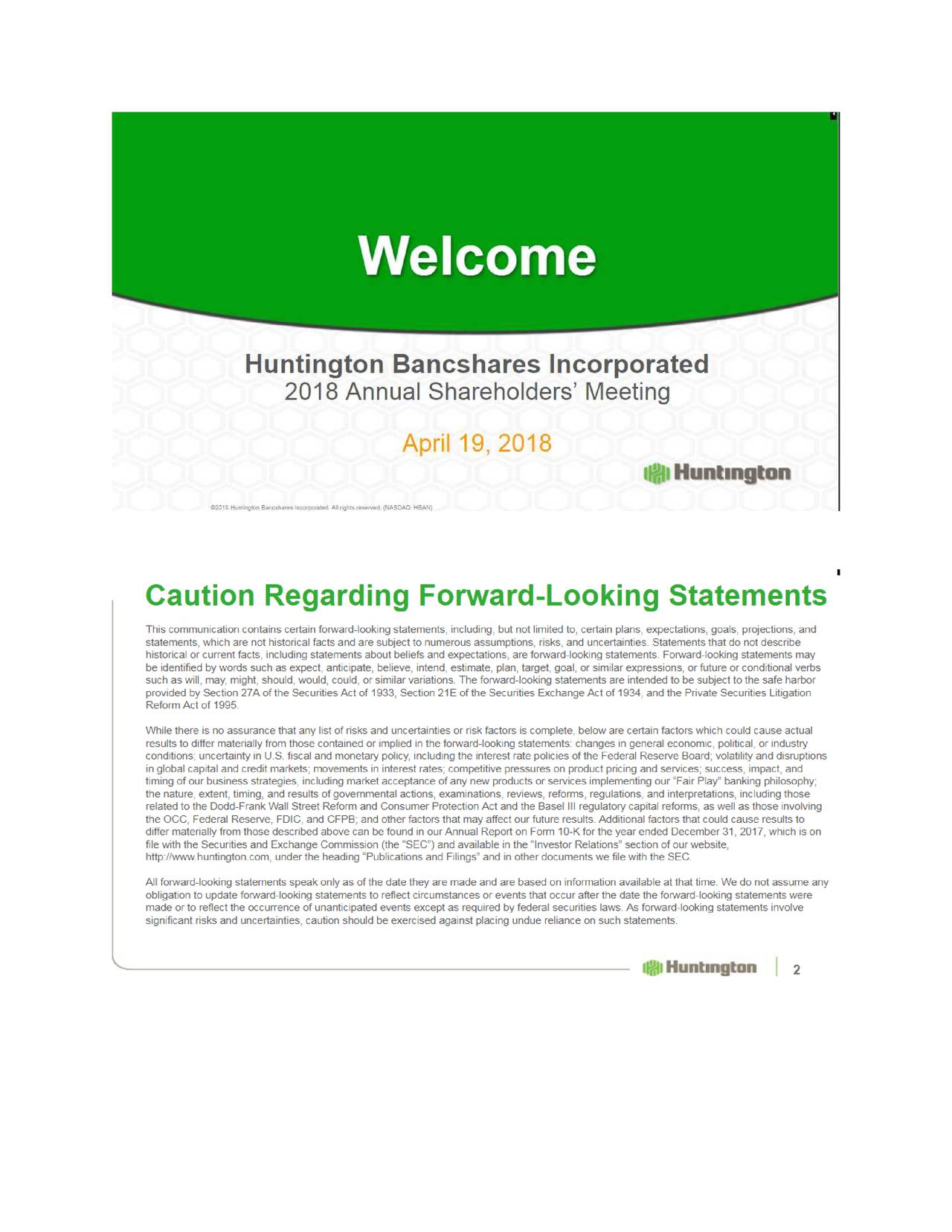 Huntington Bancshares (HBAN) Expected to Announce Quarterly Sales of $1.13 Billion