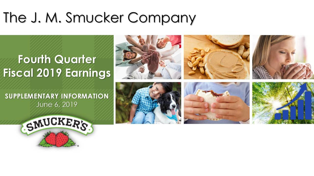 The J. M. Smucker Company 2019 Q4 - Results - Earnings Call Slides
