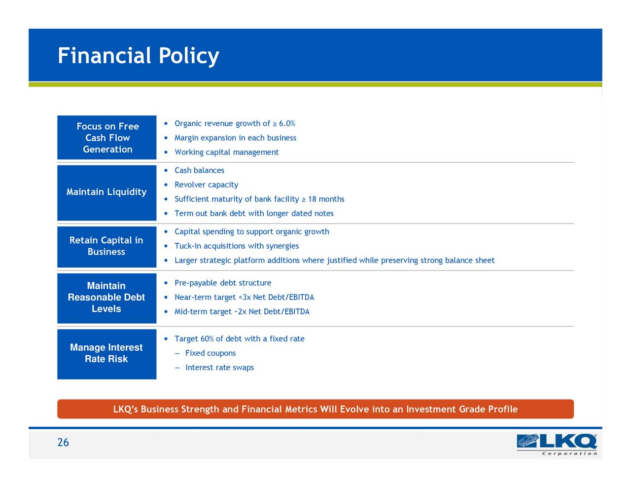 financial policy Financial policy i am pleased to provide your family's health care needs please understand that payment of your bill is considered part of your treatment the following is a statement of our financial policy which you will need to read and sign.