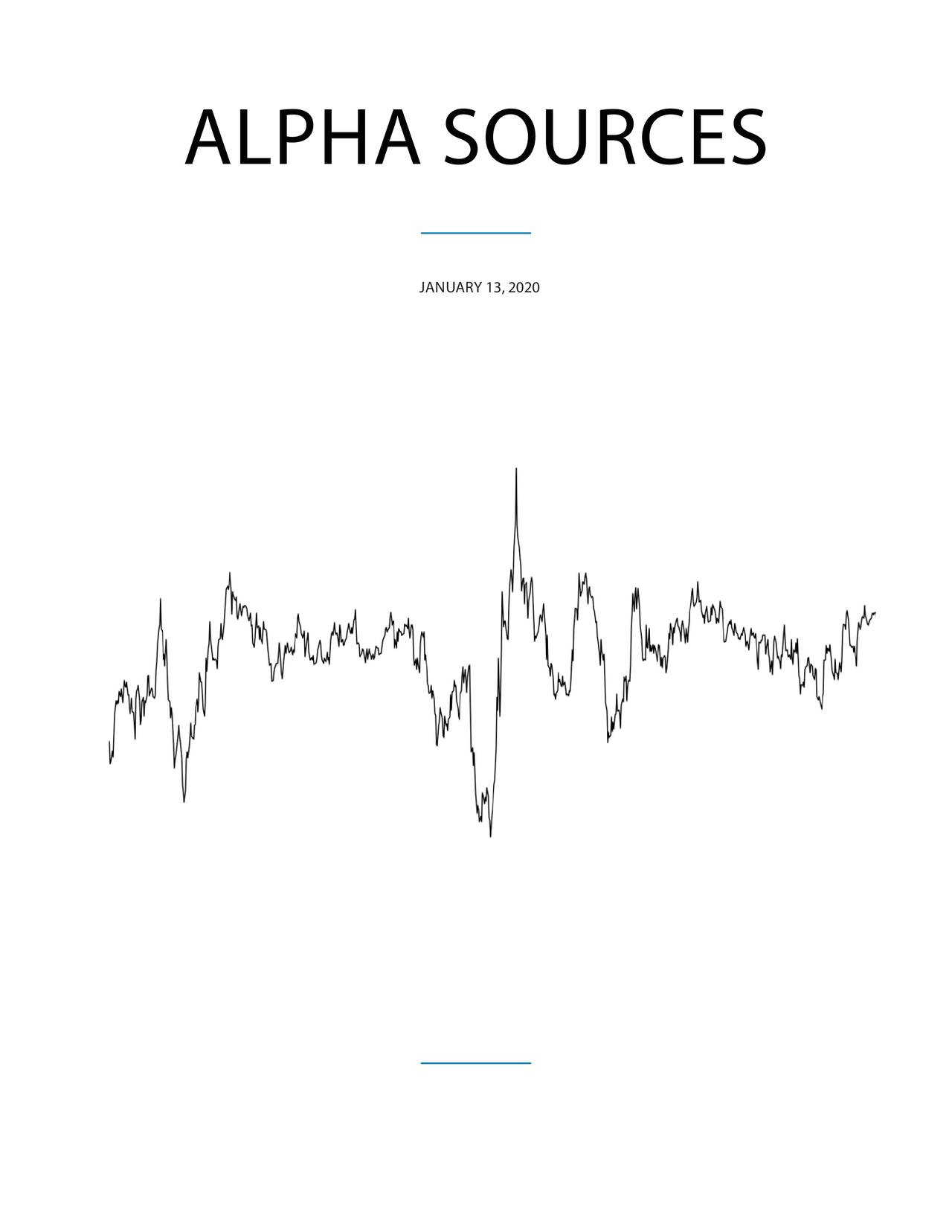 ALPHA SOURCES