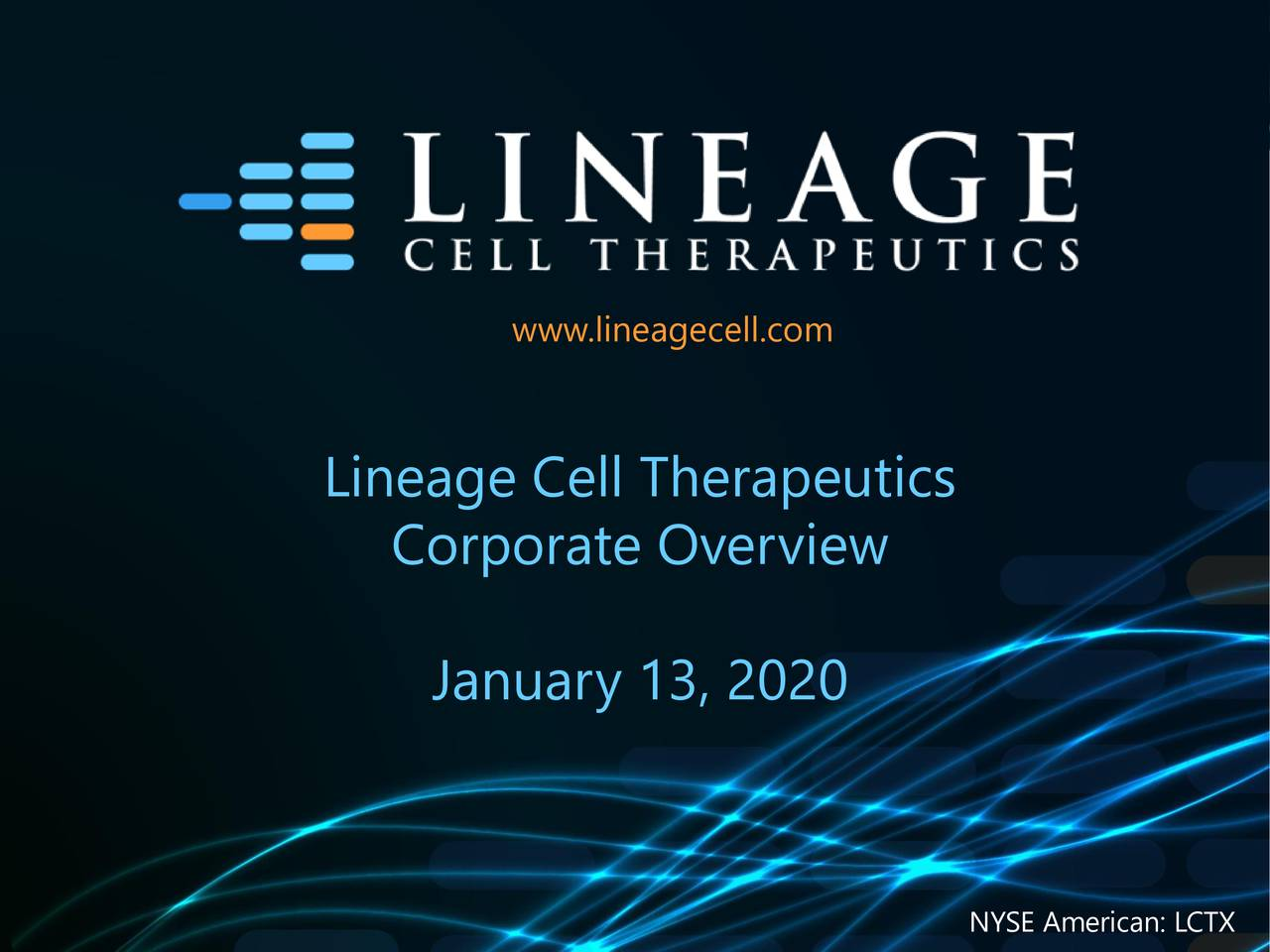 www.lineagecell.com