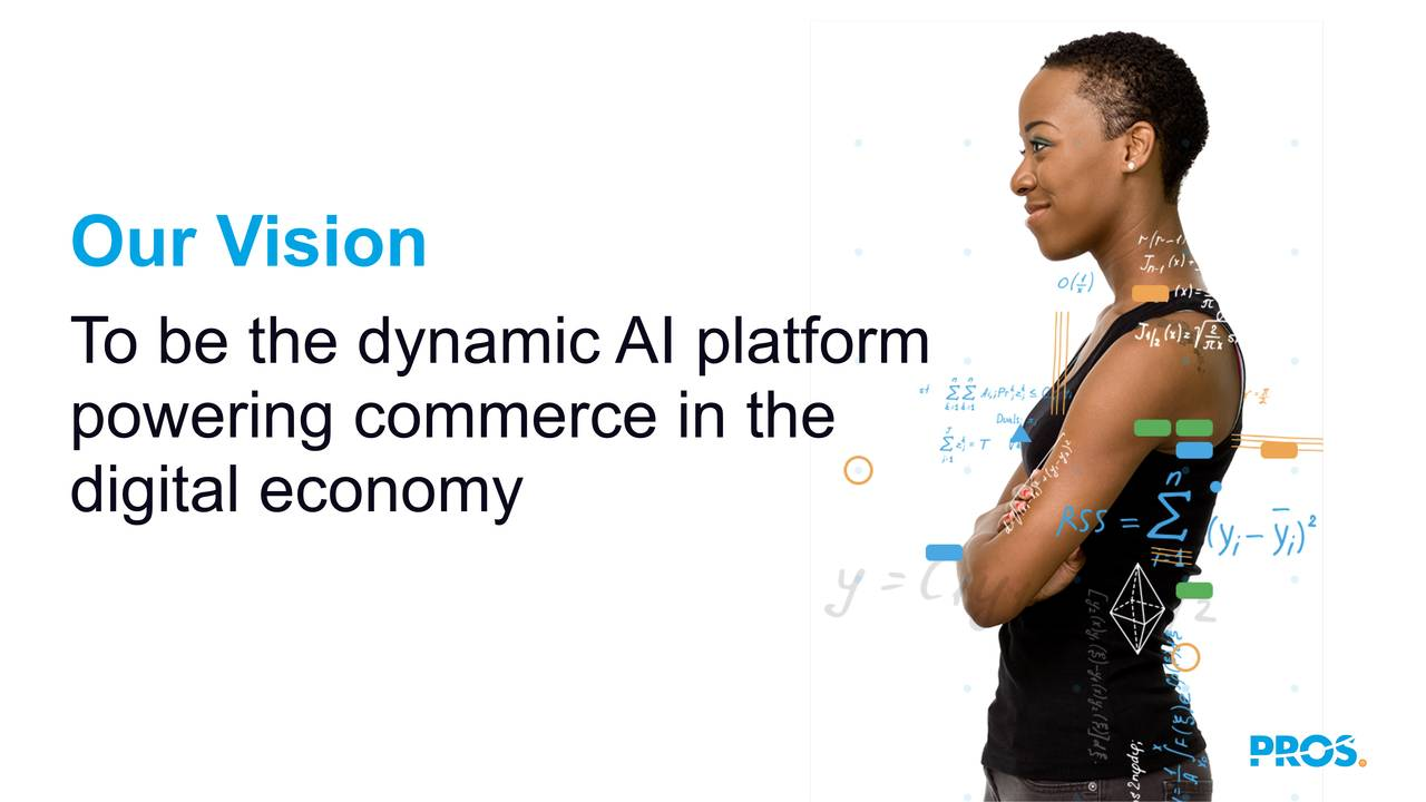 To be the dynamic AI platform powering commerce in the digital economy