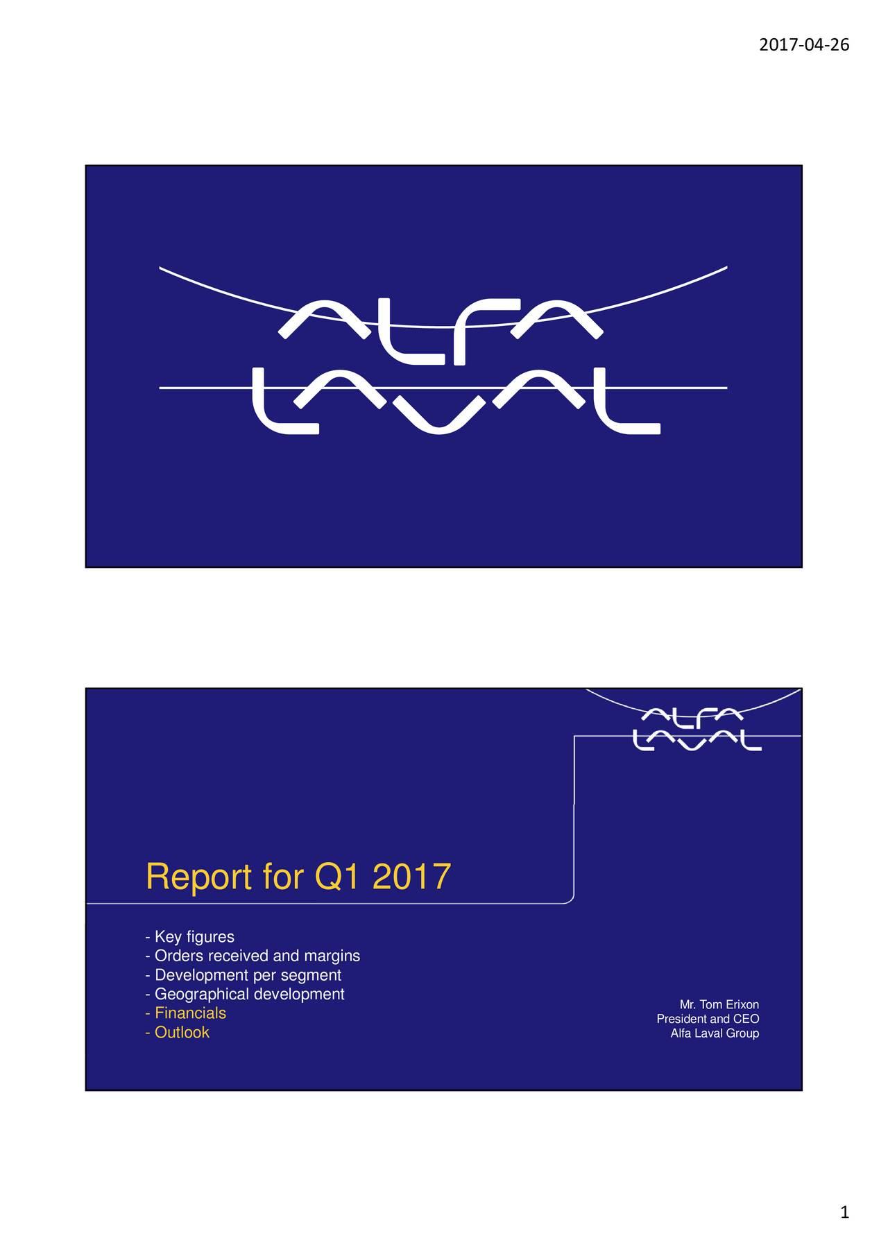 Alfa laval annual report 2016 Уплотнения теплообменника Теплотекс 50A Кисловодск