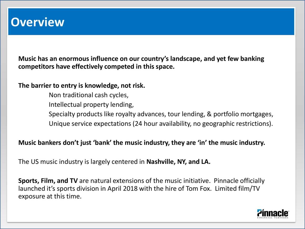Pinnacle Financial Partners (PNFP) Investor Presentation