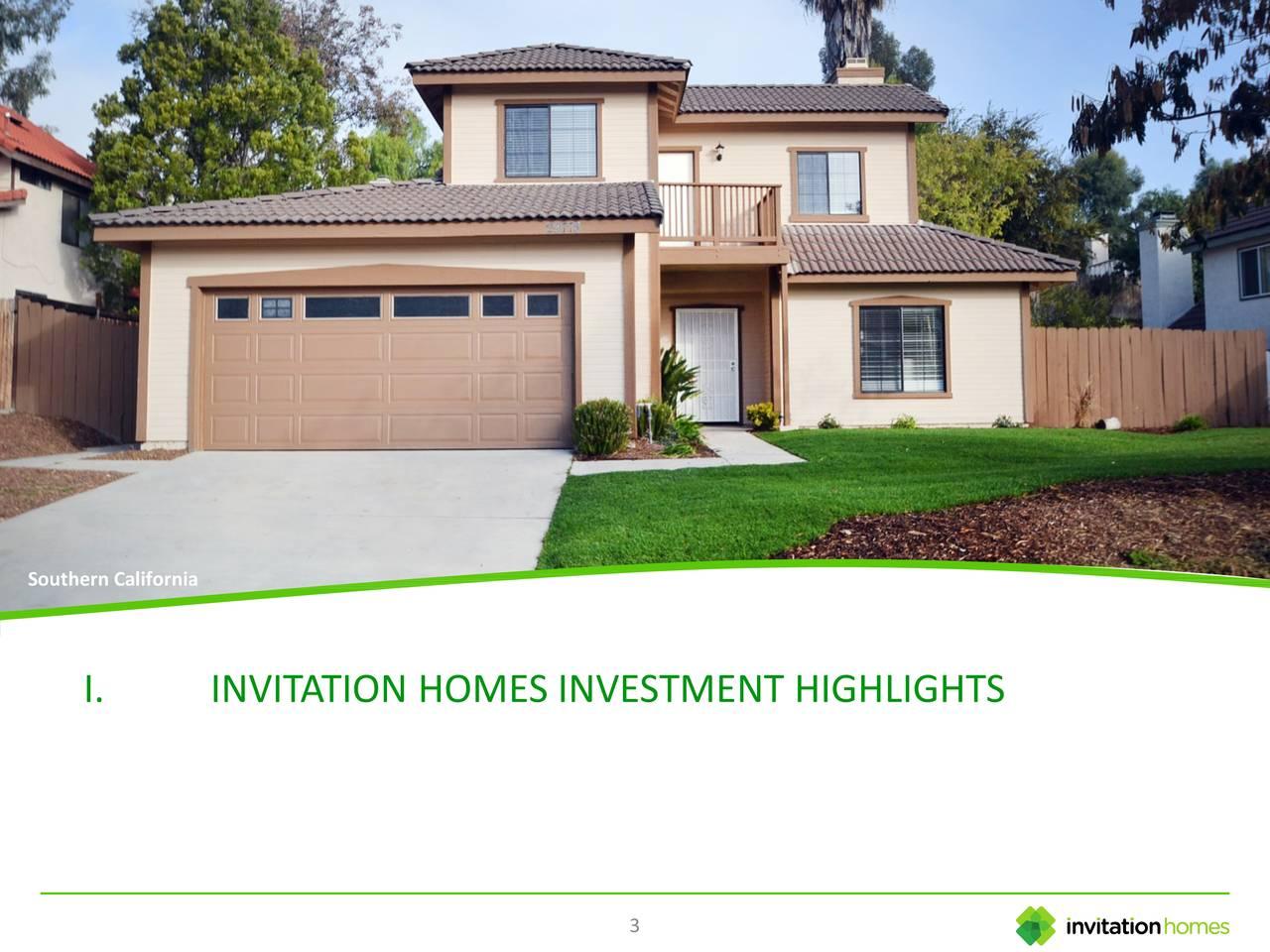 Invitation homes invh presents at the 2018 citi global property i invitation homes investment highlights 3 stopboris Choice Image