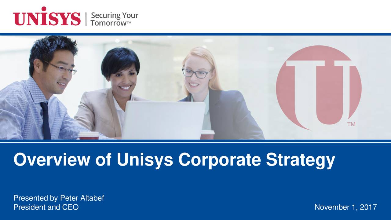 an overview of corporate strategies