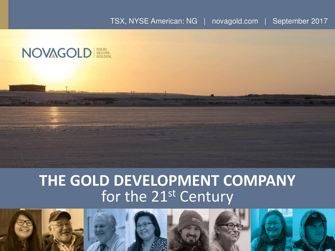 THE GOLD DEVELOPMENT COMPANY for the 21 Century