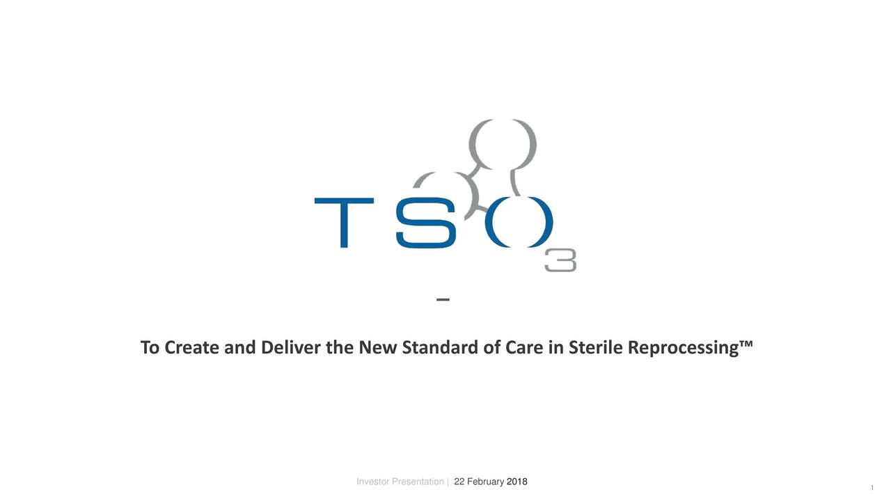 Rbc Capital Markets >> Tso3 Tstif Presents At Rbc Capital Markets Global Healthcare