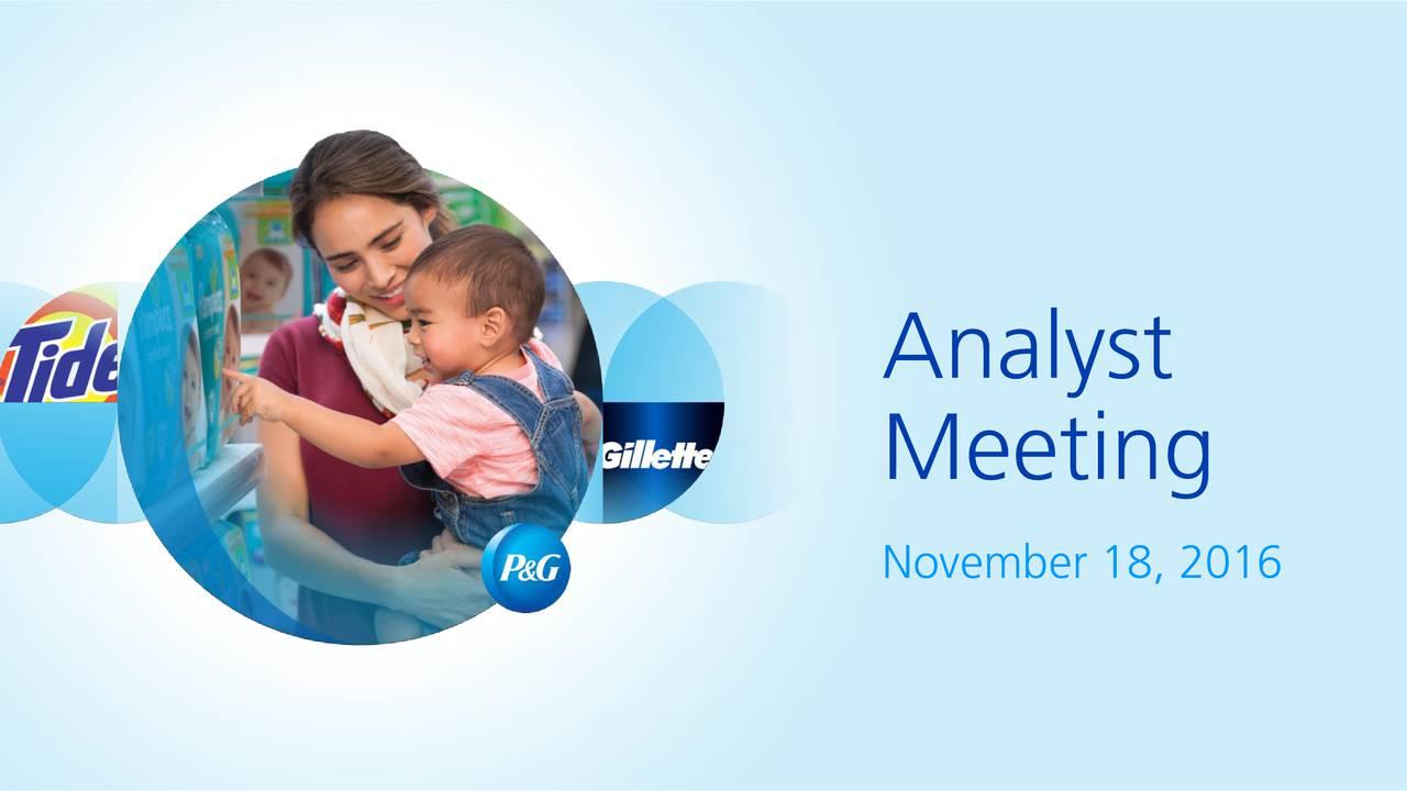 Meeting November 18, 2016