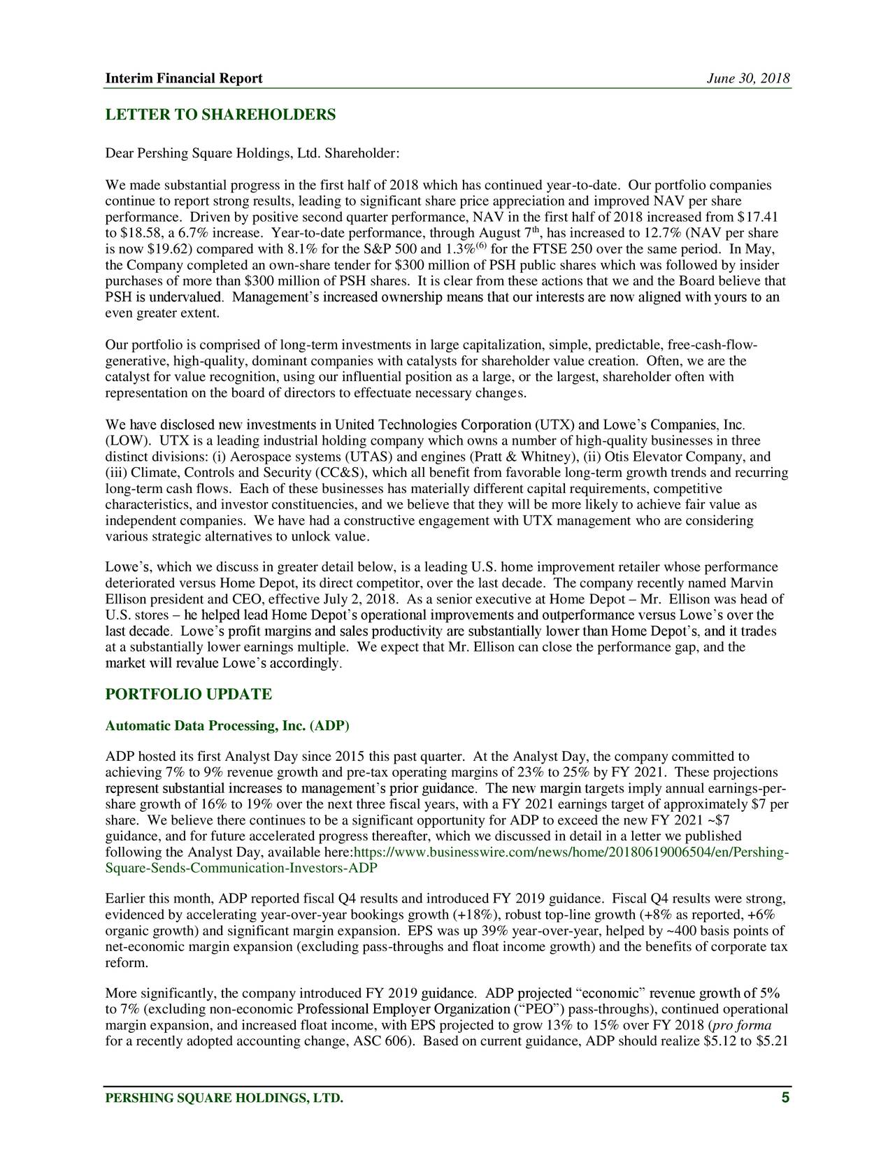 Target corporation ackman versus the board