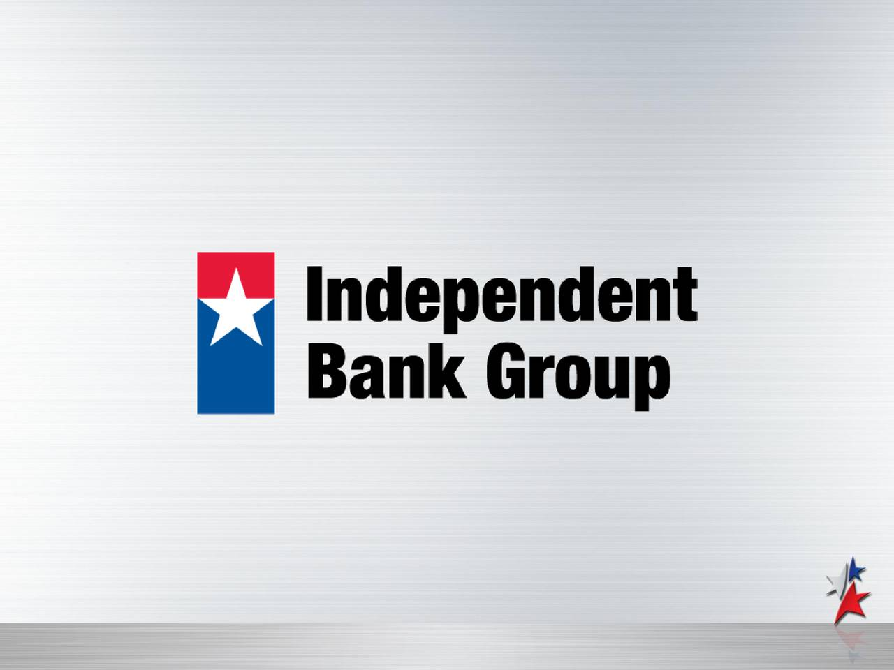 Independent bank group inc ipo
