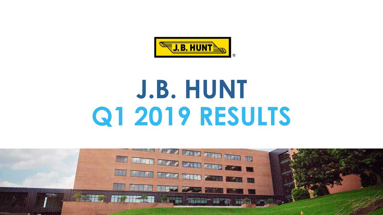 Q1 2019 RESULTSsented by CONFIDENTIAL 1