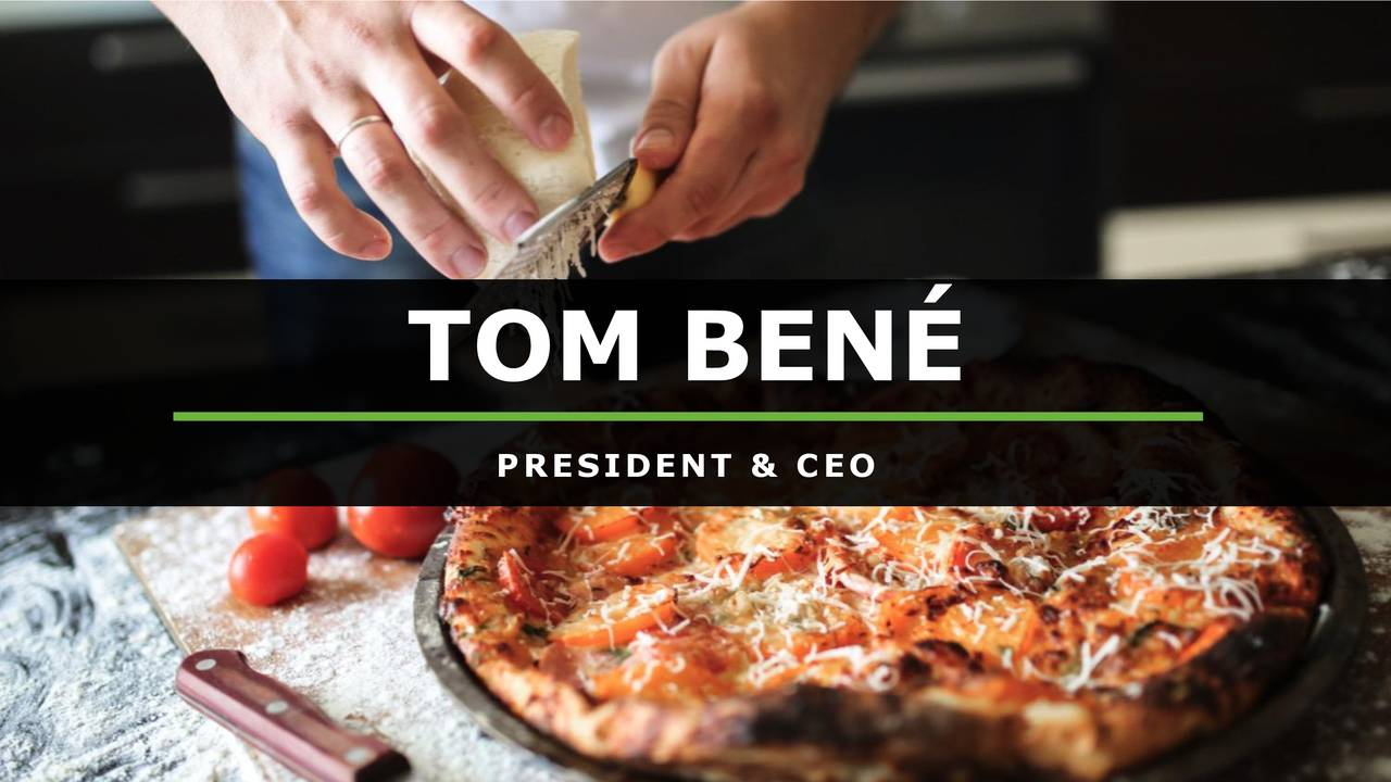 PRESIDENT & CEO