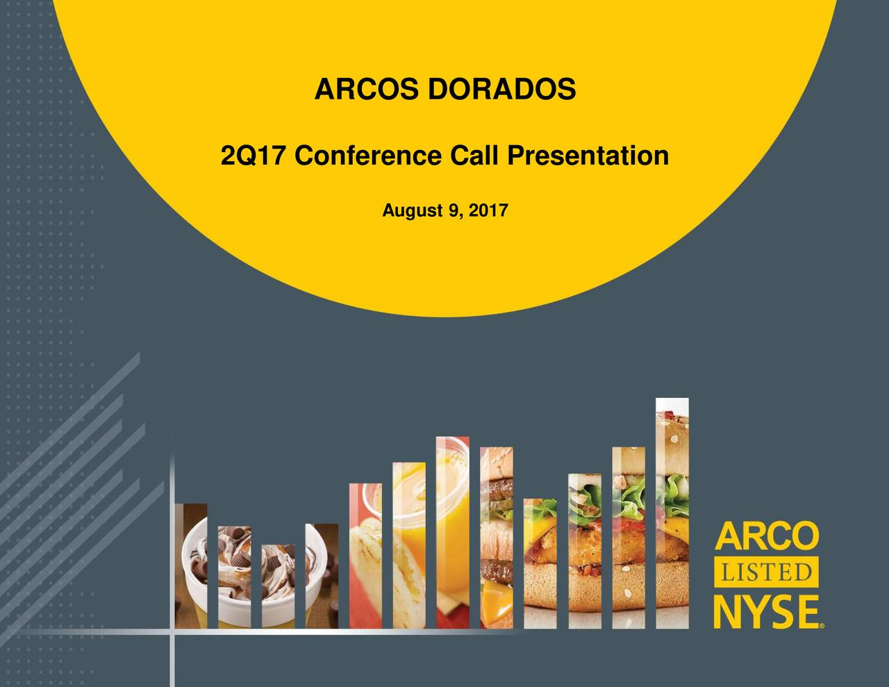 2Q17 Conference Call Presentation August 9, 2017
