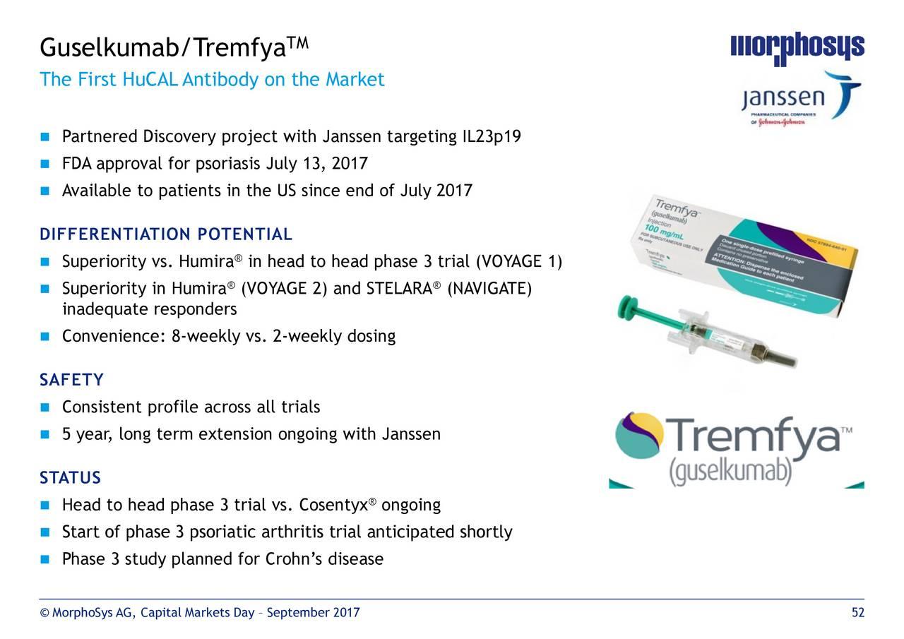 Tremfya Guselkumab Janssen Prescription Assistance - #Summer