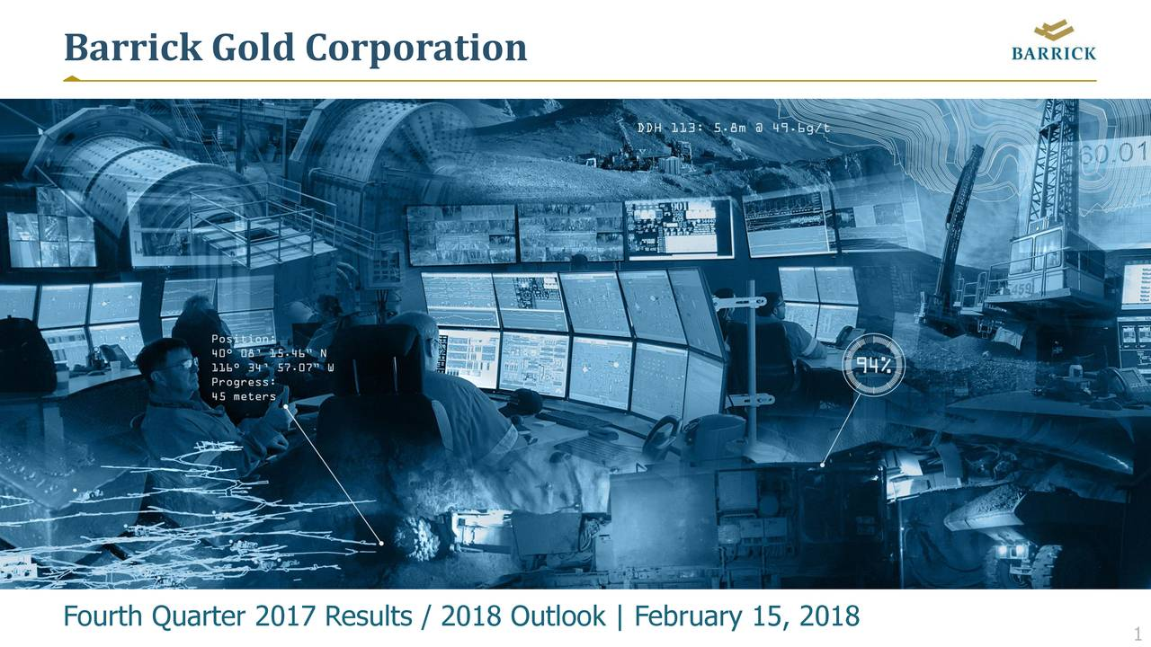 barrick gold corporation Latest barrick gold corp (abx:tor) share price with interactive charts, historical  prices, comparative analysis, forecasts, business profile and more.