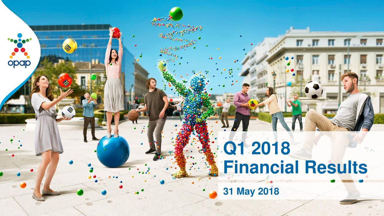 Financial Results 31 May 2018