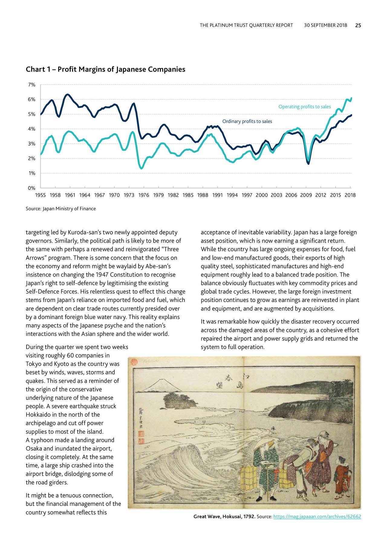 Platinum Asset Management Quarterly Report September 30 ...