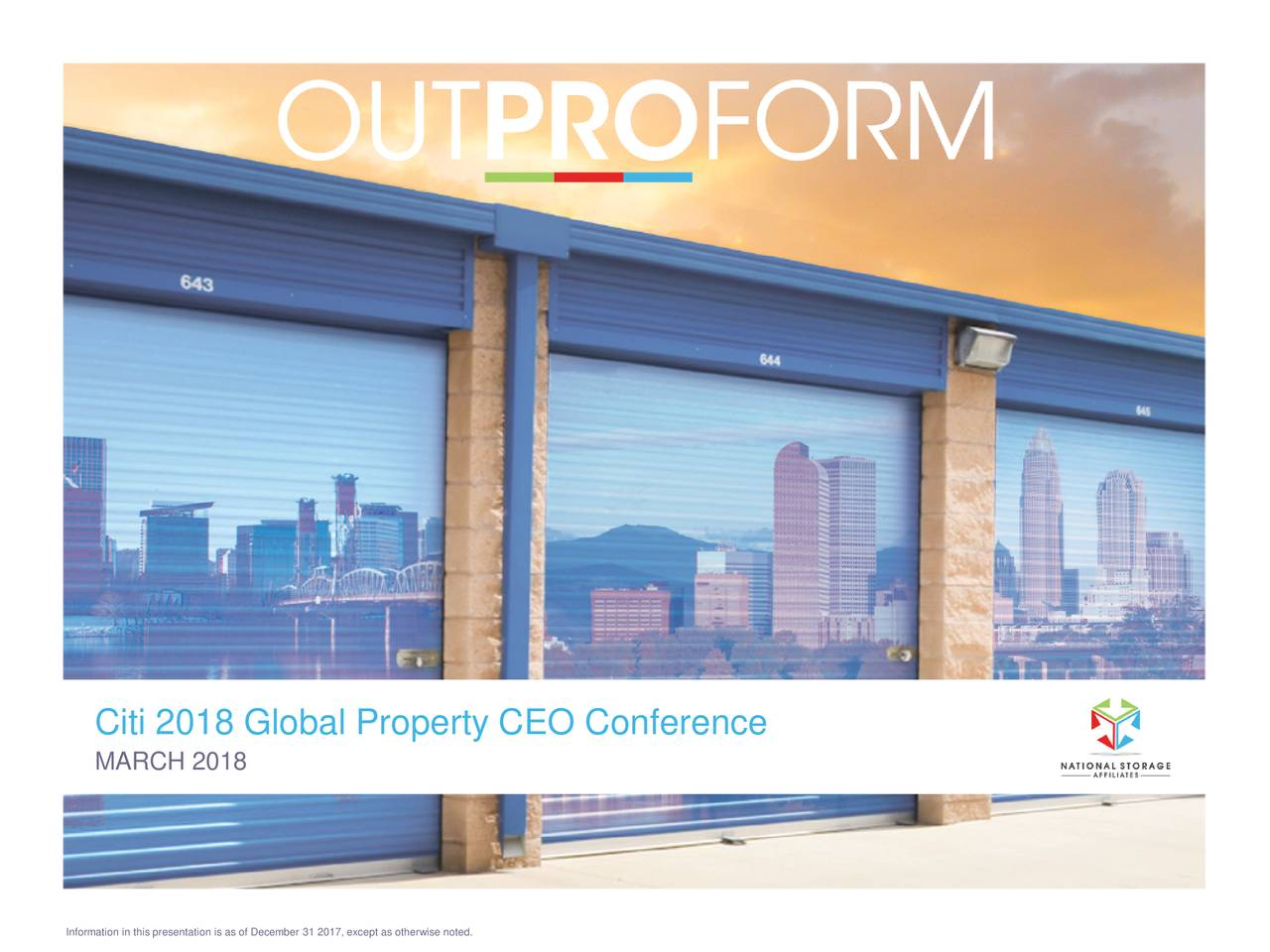 Citi Global Property Ceo Conference