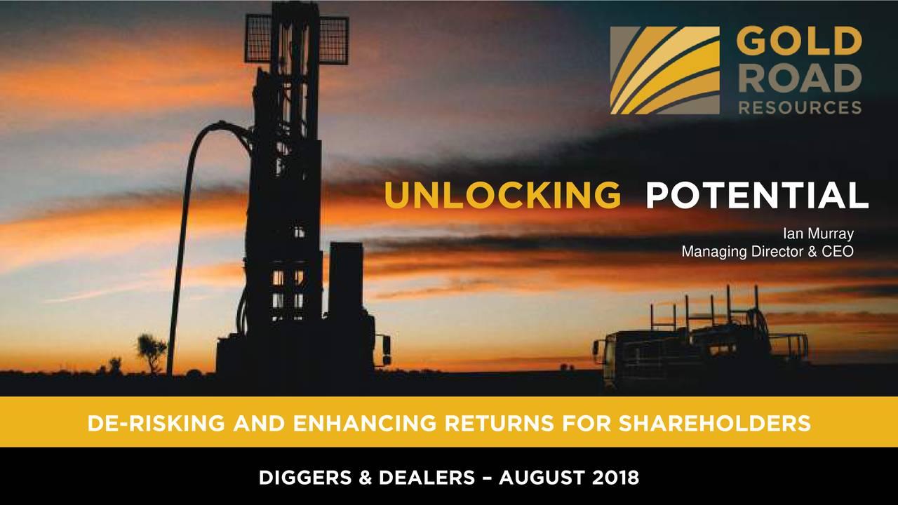 Gold Road Resources (ELKMF) Presents At Diggers & Dealers