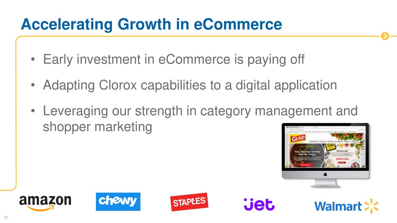 the clorox company leveraging green for growth Leveraging environmental sustainability at clorox for growth bill morrissey the clorox company the clorox company 8 this green movement.