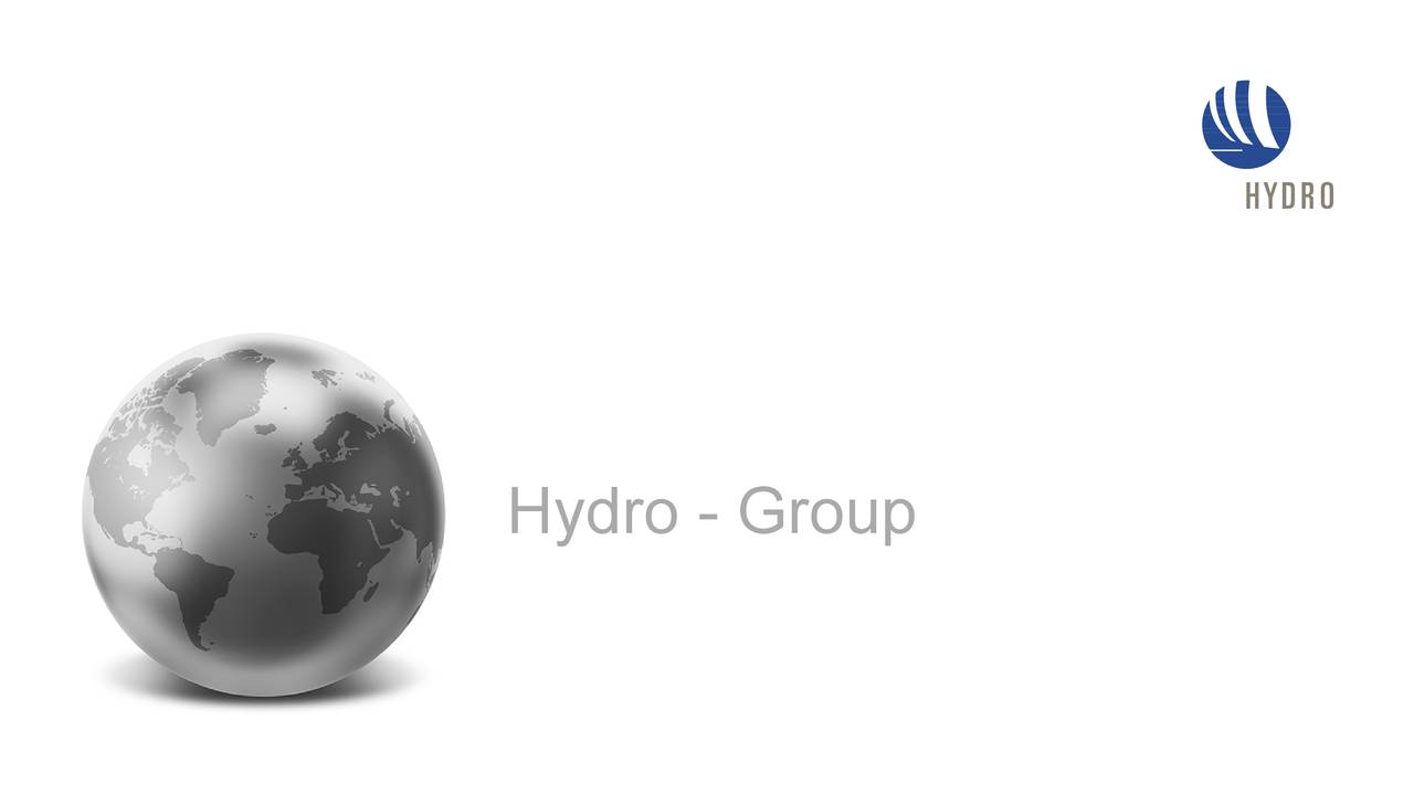 norsk hydro adr