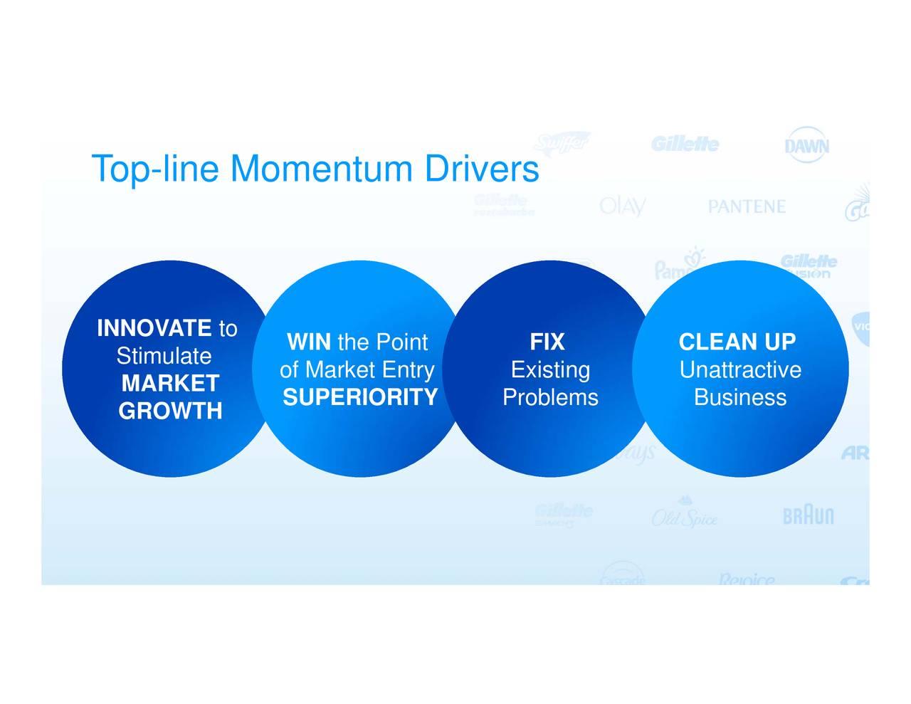 Procter Amp Gamble Pg Presents At 2017 Morgan Stanley