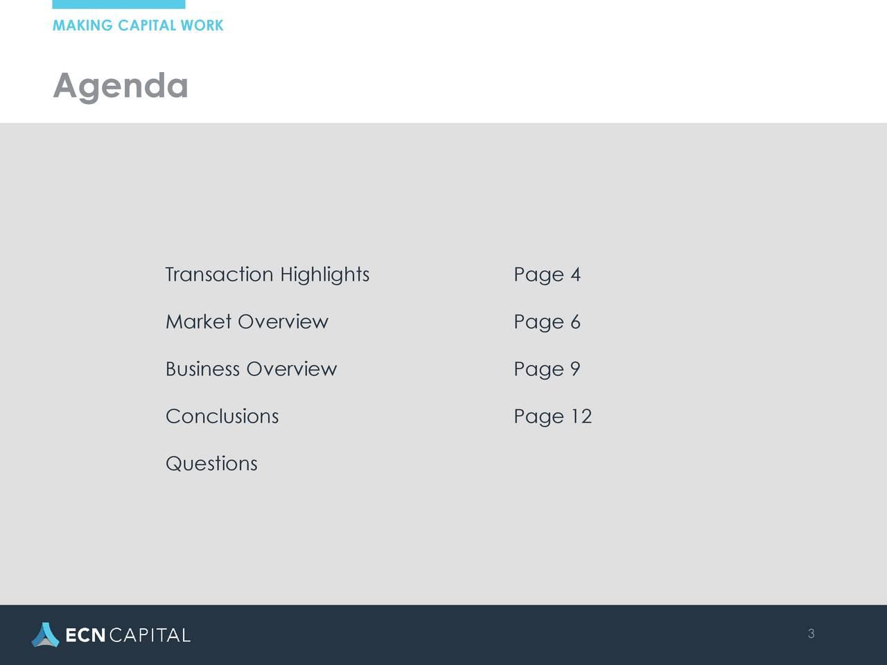 PNC Acquires ECN Capital's U S  Commercial, Vendor Finance