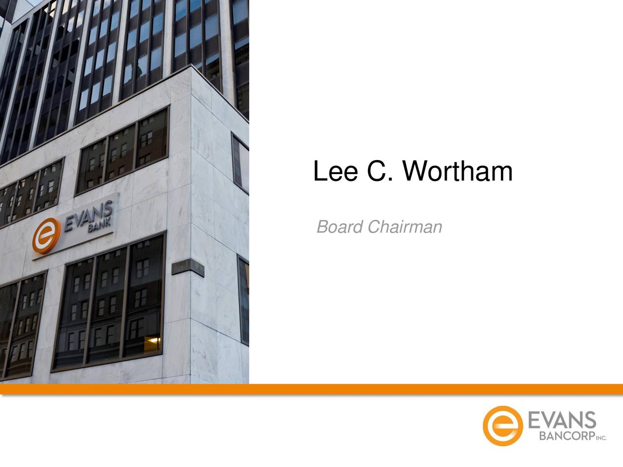 Lee C. Wortham