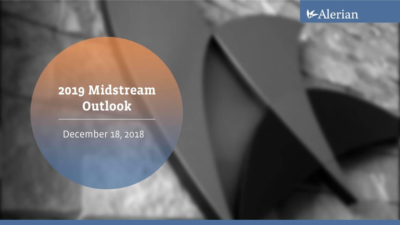 Outlook December 18, 2018