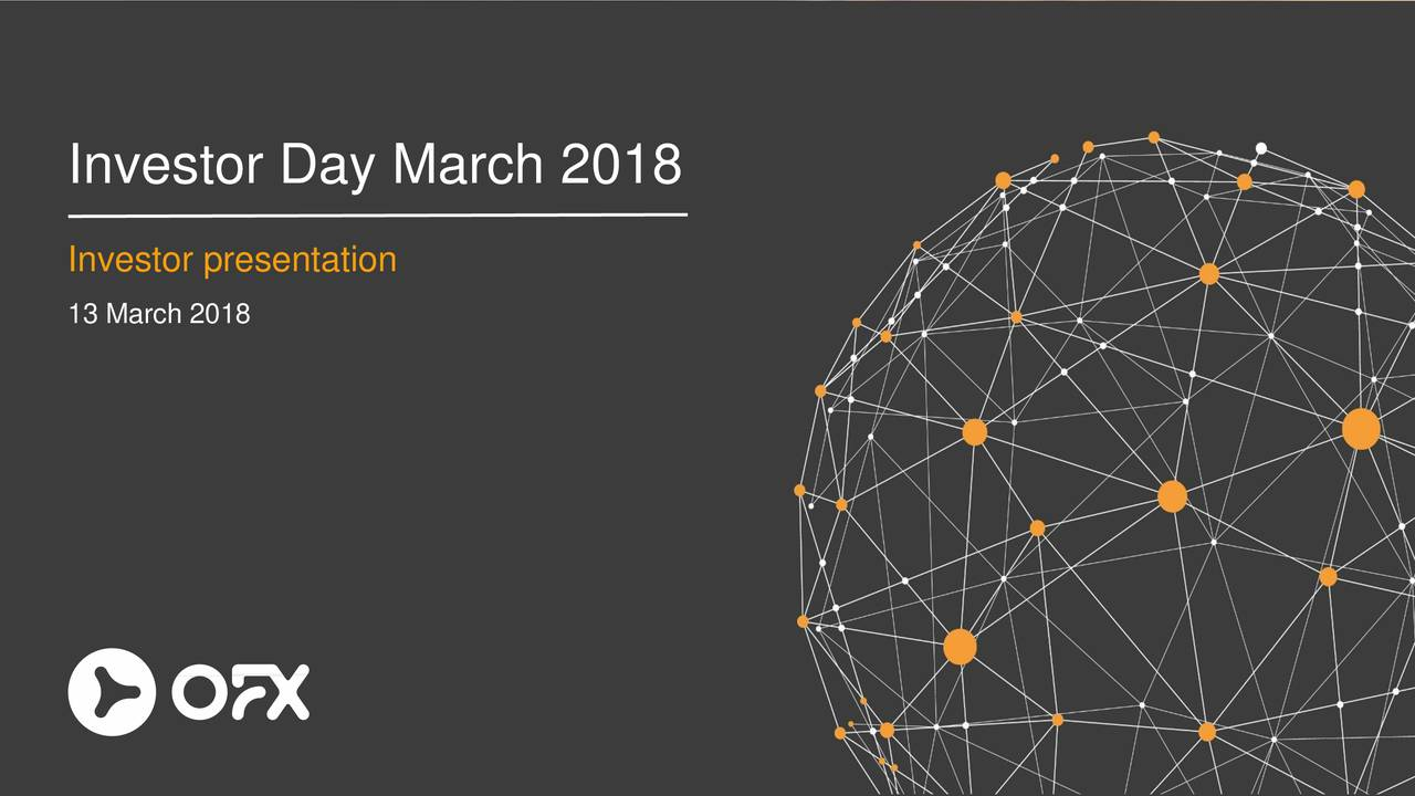 Investor Day March 2018